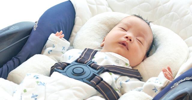 赤ちゃんの快眠,コンビ,ネムリラ,