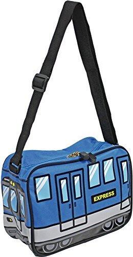 (ターンオーバー)TURN OVER キッズ トレイン ショルダーバッグ K-630 (BL:ブルー/電車 ),キッズ,バッグ,