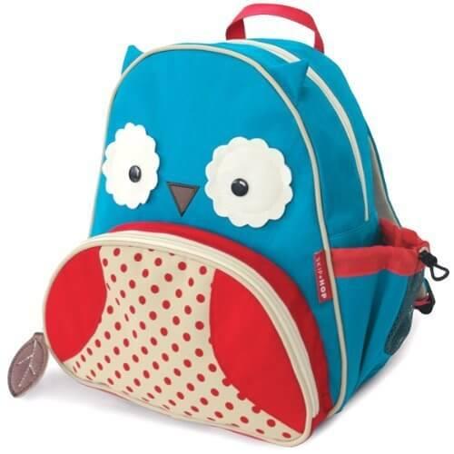 (スキップホップ) SKIP HOP リュック バックパック 人気 可愛い動物 ふくろう Zoo Back Pack Owl,キッズ,バッグ,