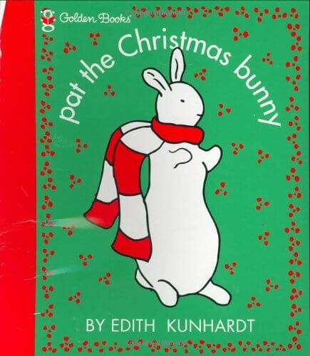Pat the Christmas Bunny (Pat the Bunny) (Touch-and-Feel),クリスマス,絵本,
