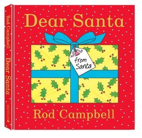 Dear Santa,クリスマス,絵本,