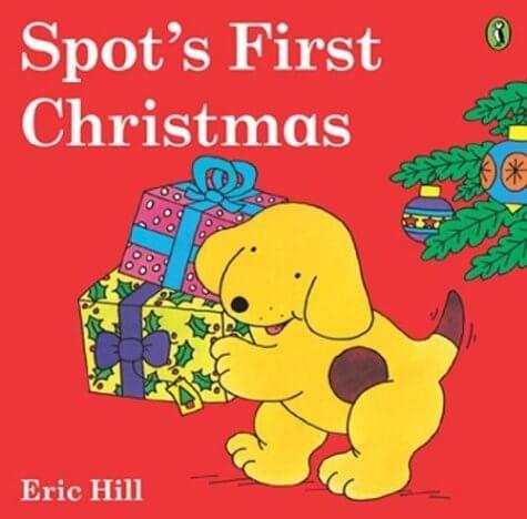Spot's First Christmas (color),クリスマス,絵本,