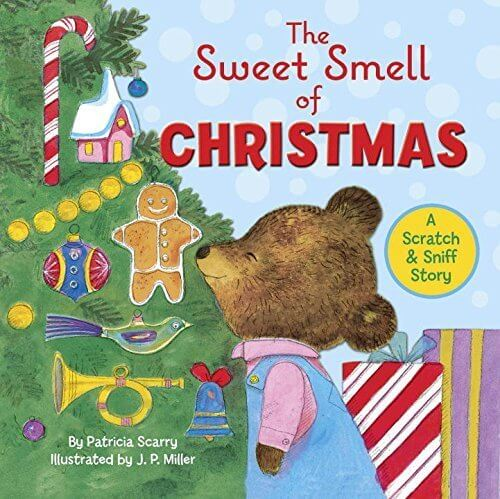 The Sweet Smell of Christmas (Scented Storybook),クリスマス,絵本,