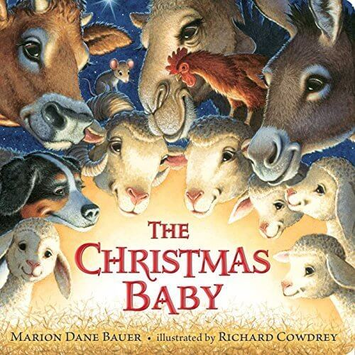 The Christmas Baby (Classic Board Books) (English Edition),クリスマス,絵本,