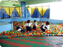 ボールプール,栃木県子ども総合科学館,