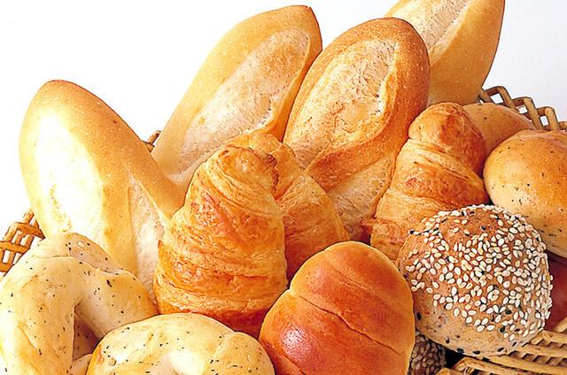 焼きたてのパン,広島,ランチ,