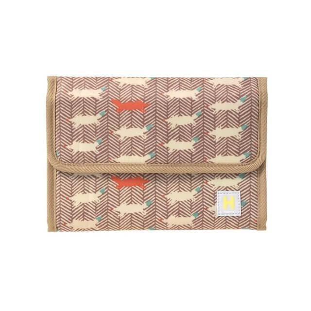 ホッペッタ Hoppetta Hop 母子手帳ケース ブラウン 5355,母子手帳,ケース,ブランド