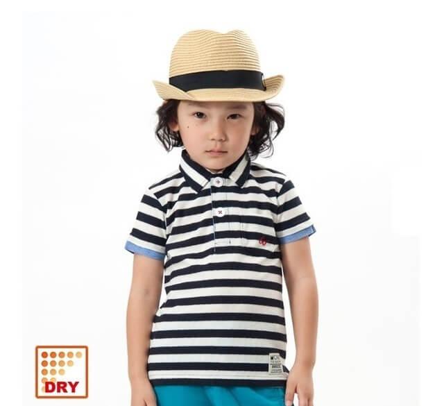 COOLポロシャツ,子供服,BREEZE,