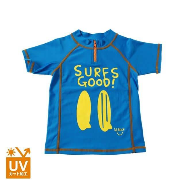 SURFS GOOD ラッシュガード,子供服,BREEZE,