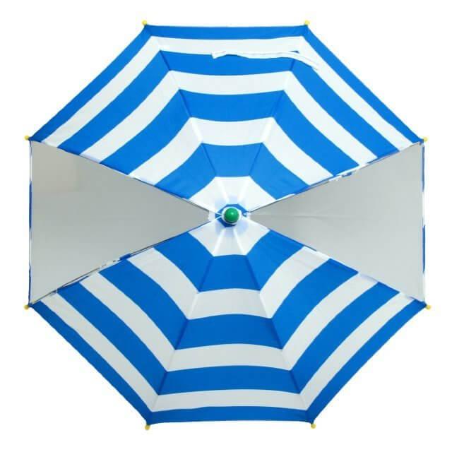 2柄窓つき傘,子供服,BREEZE,