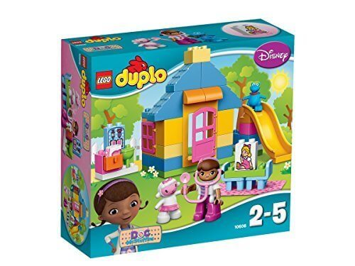 レゴ デュプロ ドックはおもちゃドクター うらにわのびょういん 10606,ディズニー,人気アニメ,ドックはおもちゃドクター
