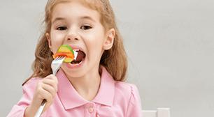 子どもの食事,6歳,体重,