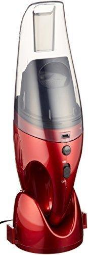 【Amazon.co.jp 限定】充電式ウエット&ドライハンディクリーナー 6V メタリックレッド FC-830,出産祝い,家電,