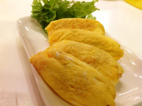 お弁当に冷凍☆ミンチ入味付きミニオムレツ,お弁当,卵,