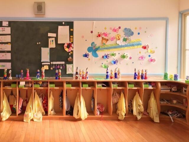 幼稚園の教室,ヒートテック,極暖,