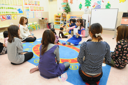 イオン仙台泉大沢教室:さくらんぼクラス,幼児,教室,口コミ