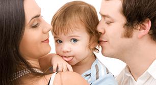 親子3人,舌小帯短縮症,