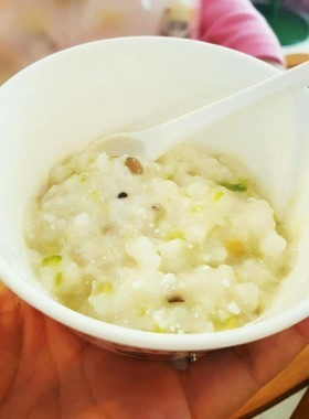離乳食♡中期 チーズきのこ雑炊,離乳食,チーズ,