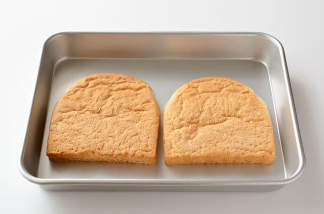 パンのみみ,子ども,おやつ,