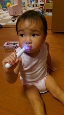 お気に入りの歯ブラシ,コンビ,歯ブラシ,