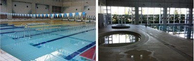 さいたま市記念総合体育館の温水プール,温水プール,埼玉,