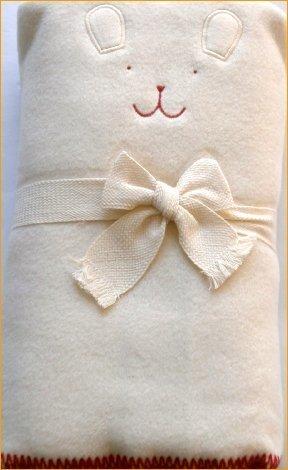 ブランケット ベビーブランケット オーガニックコットン 綿毛布 おくるみアフガン ベビーケット  何でもケット 掛け物 寝具 ベビー寝具=日本製 ベビー用品=出産祝い ギフト (アイボリー),出産祝い,ブランケット,
