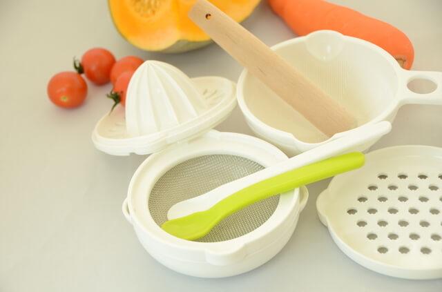 離乳食作りの道具,離乳食,