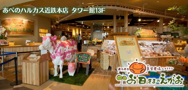 モクモク直営農場レストラン お日さまのえがお,大阪,観光名所,