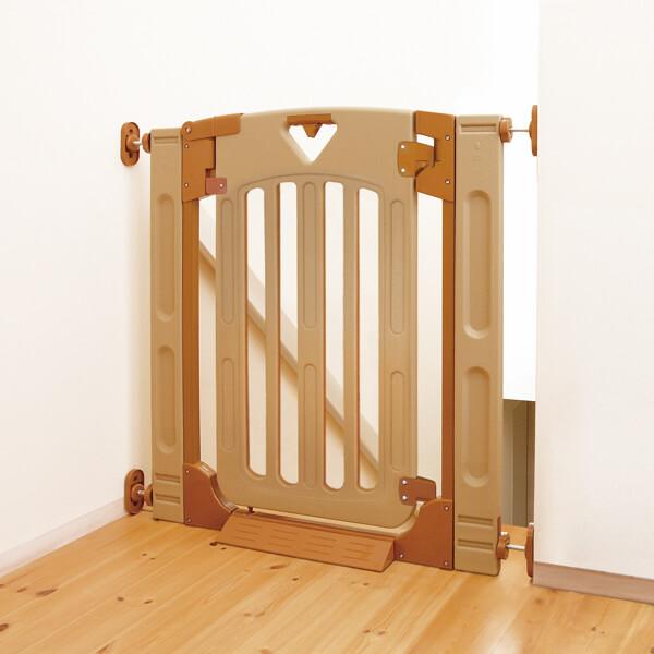 階段用ベビーゲート,日本育児,ベビーゲート,