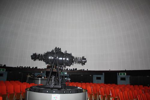 一宮地域文化広場のプラネタリウム館,愛知,科学館,安心