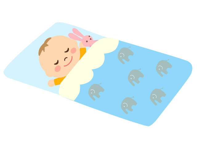 寝ている赤ちゃん,メンタルリープ,