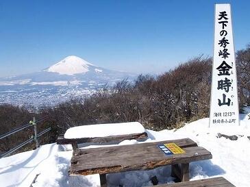 金時山,神奈川,登山,子ども