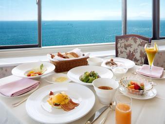 朝食,長浜ロイヤルホテル,