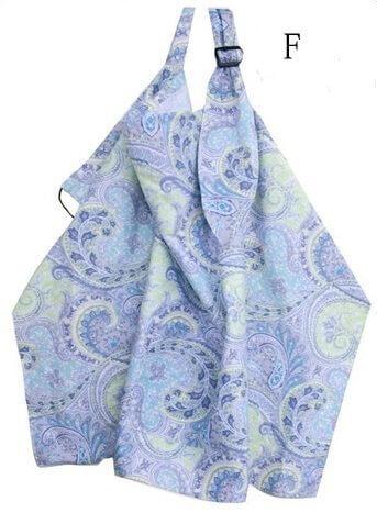 ママに嬉しい工夫がいっぱい 授乳ケープ ワイヤー入り ポケット付 【Desirable】 携帯に便利な専用バッグ付属 ナーシングカバー (F),授乳ケープ,おすすめ,