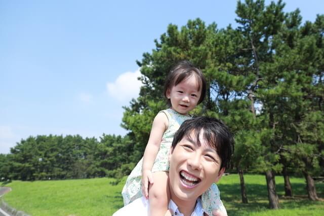 パパと公園,子育て,イライラ,