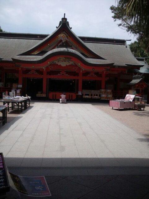青島神社境内,宮崎,観光,おすすめ