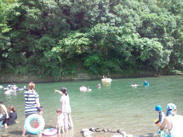 川遊び,宮崎,観光,おすすめ