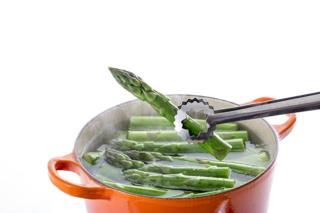 茹でアスパラガス,お弁当,アスパラ,