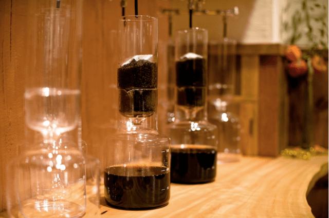 クルミドコーヒー,コールドブリュー,作り方,カフェ