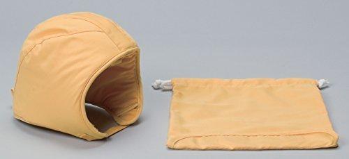 日本防炎協会認定品 乳幼児用防災ずきん(専用袋付き) 90038,防災,グッズ,子ども