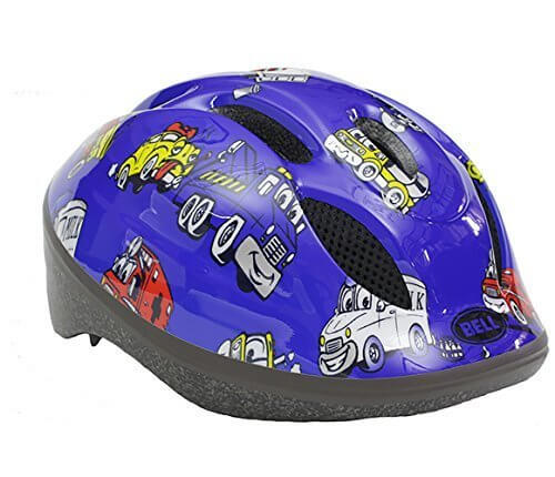 BELL(ベル) ZOOM2 ズーム2 ブルートラックス M/L 7072825,子ども,ヘルメット,