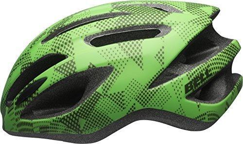 BELL(ベル) ヘルメット CREST R JR. クレストR ジュニア ライム/クリプトナイト UY 7083654,子ども,ヘルメット,