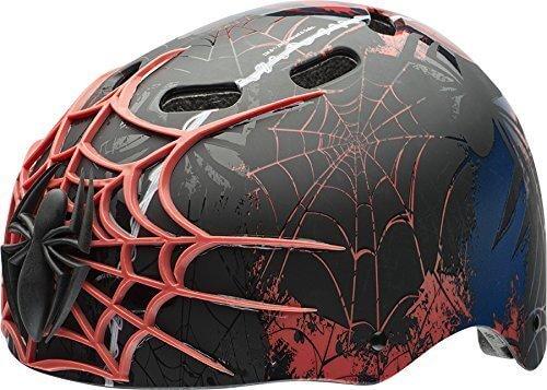 スパイダーマン 3D ハードシェル 子供用 ヘルメット 【59833】,子ども,ヘルメット,