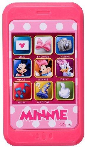 ディズニー トゥーンタウンミニーマウス スライドタッチ♪スマートフォン,おもちゃ,スマホ,