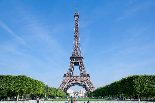フランスエッフェル塔,子連れ,海外旅行,