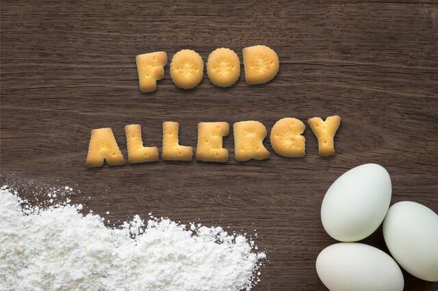 食物アレルギーイメージ,子連れ,海外旅行,