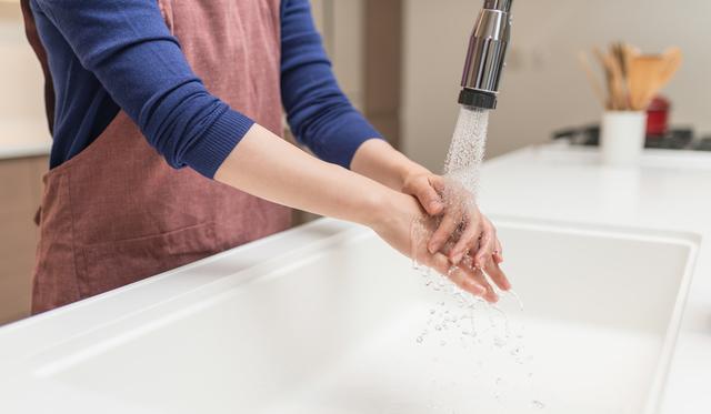 手洗い,離乳食,おにぎり,