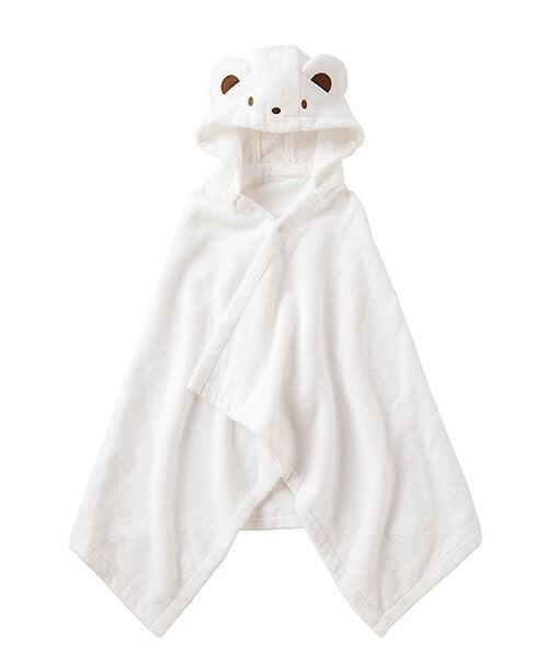 ファミちゃんポンチョ型バスタオル,ファミリア,子供服,