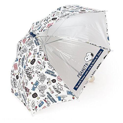 スヌーピー キッズ傘(フキダシ)45cm,子ども,傘,