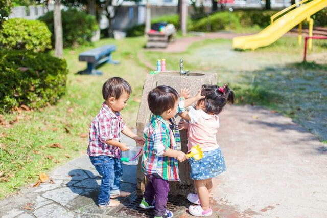 公園でのトラブル,子ども,トラブル,解決